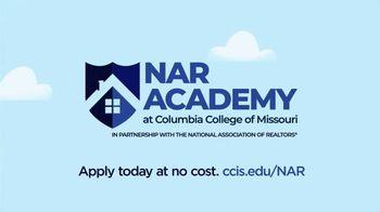 Columbia College NAR Academy TV Spot, 'Flexible Curriculum' - Thumbnail 7