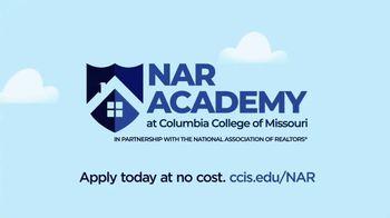 Columbia College NAR Academy TV Spot, 'Flexible Curriculum' - Thumbnail 8