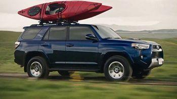 Toyota TV Spot, 'Hit the Road' [T2] - Thumbnail 4
