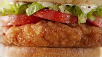 McDonald's Deluxe Crispy Chicken Sandwich TV Spot, 'The First Three Things' - Thumbnail 4