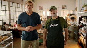 USAA TV Spot, 'Gronk and Frank' Featuring Rob Gronkowski