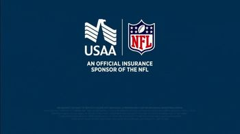 USAA TV Spot, 'Gronk and Frank' Featuring Rob Gronkowski - Thumbnail 10