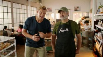 USAA TV Spot, 'Gronk and Frank' Featuring Rob Gronkowski - Thumbnail 7