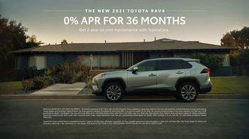 2021 Toyota RAV4 TV Spot, 'The RAV4 All of You' [T2] - Thumbnail 10