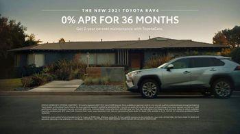 2021 Toyota RAV4 TV Spot, 'The RAV4 All of You' [T2] - Thumbnail 9