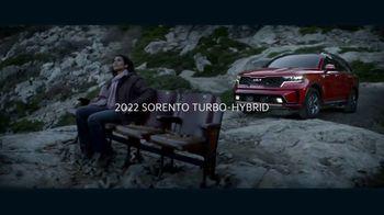 2022 Kia Sorento Hybrid TV Spot, 'Front Row' [T1]