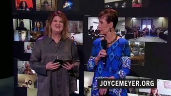 Joyce Meyer Ministries Love Life Women's Conference TV Spot, 'Online: Mark Your Calendars'