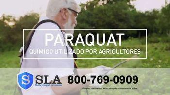 Sentry Legal Advocates TV Spot, 'Paraquat' [Spanish]