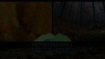 Pennsylvania Great Outdoors Visitors Bureau TV Spot, 'Autumn Adventures: Autumn Leaf Festival' - Thumbnail 1
