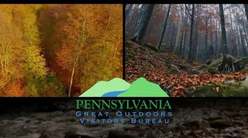 Pennsylvania Great Outdoors Visitors Bureau TV Spot, 'Autumn Adventures: Autumn Leaf Festival' - Thumbnail 2
