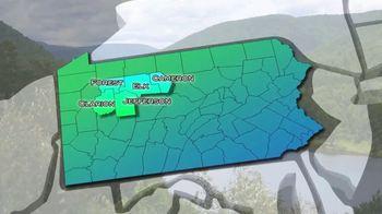 Pennsylvania Great Outdoors Visitors Bureau TV Spot, 'Autumn Adventures: Autumn Leaf Festival' - Thumbnail 9