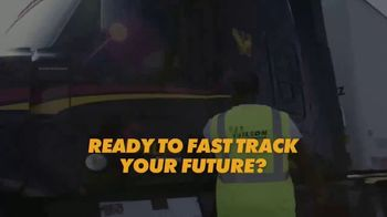 Wilson Logistics TV Spot, 'Fast Track Your Future' - Thumbnail 2