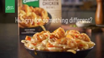 Marie Callender's Sweet and Savory Sesame Chicken Bowl TV Spot, 'Hungry for Something Different' - Thumbnail 2