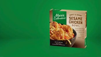 Marie Callender's Sweet and Savory Sesame Chicken Bowl TV Spot, 'Hungry for Something Different' - Thumbnail 9