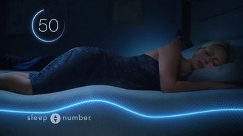 Sleep Number Biggest Sale of the Year TV Spot, '50% Off and 0% Interest: 48 Months' - Thumbnail 4