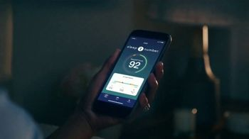 Sleep Number Biggest Sale of the Year TV Spot, '50% Off and 0% Interest: 48 Months' - Thumbnail 6
