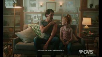 CVS Health TV Spot, 'Flu Shots: Ponytail: $5 Off $20'