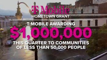 Rural Media Group, Inc. TV Spot, 'T-Mobile Hometown Grant: $1,000,000'