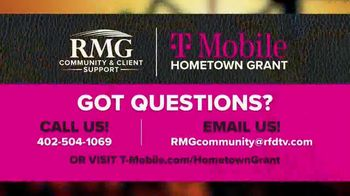 Rural Media Group, Inc. TV Spot, 'T-Mobile Hometown Grant: $1,000,000' - Thumbnail 9