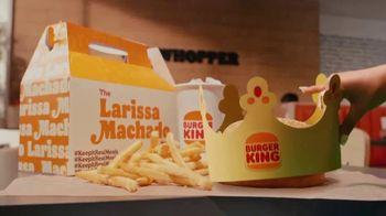 Burger King TV Spot, 'The Larissa Machado Meal' Featuring Anitta - Thumbnail 7