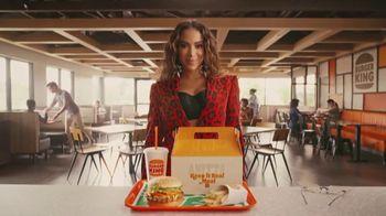 Burger King TV Spot, 'The Larissa Machado Meal' Song by Anitta