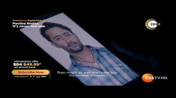 ZEE5 TV Spot, 'Pavitra Rishta: It's Never Too Late'