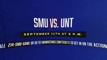 Southern Methodist University TV Spot, '2021: SMU vs. UNT' - Thumbnail 10