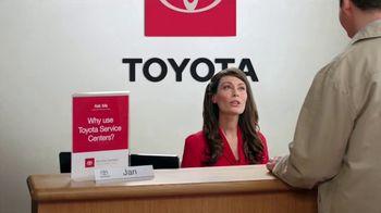 Toyota Service Centers TV Spot, 'Carpenter' [T2] - Thumbnail 1