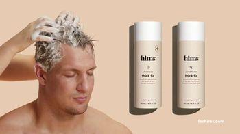 Hims TV Spot, 'Hair Talk' Featuring Rob Gronkowski