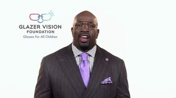 Glazer Vision Foundation TV Spot, 'Vision Porblems' Featuring Titus O'Neil - Thumbnail 1