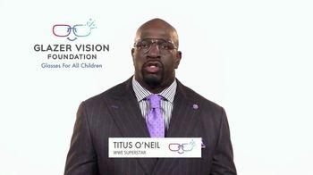Glazer Vision Foundation TV Spot, 'Vision Porblems' Featuring Titus O'Neil - Thumbnail 2