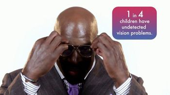 Glazer Vision Foundation TV Spot, 'Vision Porblems' Featuring Titus O'Neil - Thumbnail 3