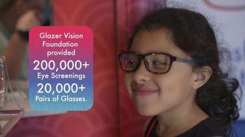 Glazer Vision Foundation TV Spot, 'Vision Porblems' Featuring Titus O'Neil - Thumbnail 8