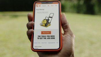 The Home Depot App TV Spot, 'Hard Work Not Guess Work' - Thumbnail 5