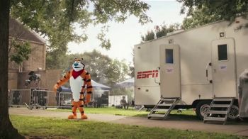 Frosted Flakes TV Spot, 'All In on Mission Tiger' Featuring Marty Smith - Thumbnail 1
