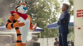 Frosted Flakes TV Spot, 'All In on Mission Tiger' Featuring Marty Smith - Thumbnail 10
