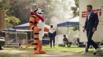 Frosted Flakes TV Spot, 'All In on Mission Tiger' Featuring Marty Smith - Thumbnail 2