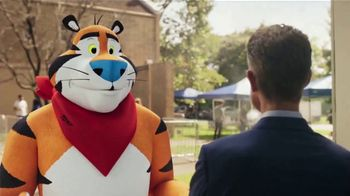Frosted Flakes TV Spot, 'All In on Mission Tiger' Featuring Marty Smith - Thumbnail 3