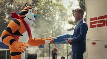 Frosted Flakes TV Spot, 'All In on Mission Tiger' Featuring Marty Smith - Thumbnail 4
