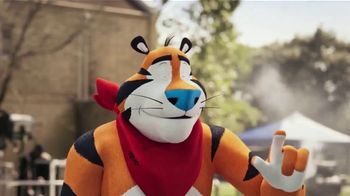 Frosted Flakes TV Spot, 'All In on Mission Tiger' Featuring Marty Smith - Thumbnail 8