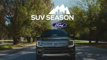 Ford SUV Season TV Spot, 'America's Freshest Lineup: Explorer, Escape and Expedition' [T2] - Thumbnail 1