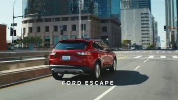 Ford SUV Season TV Spot, 'America's Freshest Lineup: Explorer, Escape and Expedition' [T2] - Thumbnail 5