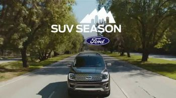 Ford SUV Season TV Spot, 'America's Freshest Lineup: Explorer, Escape and Expedition' [T2] - Thumbnail 7