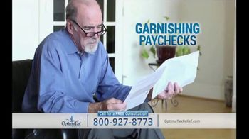 Optima Tax Relief TV Spot, 'Put Your Tax Problems to Rest'