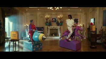 Uber Eats TV Spot, 'Motorized Animal Rides' Featuring Elton John, Lil Nas X