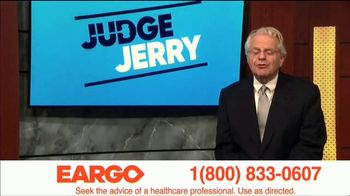 Eargo5 TV Spot, 'Judge Jerry: Trouble Hearing the Television'