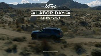 Ford Labor Day Sales Event TV Spot, 'Make Your Summer Last' [T2] - Thumbnail 6