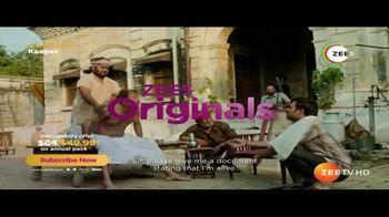 ZEE5 TV Spot, 'Kaagaz' - Thumbnail 2