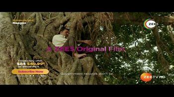 ZEE5 TV Spot, 'Kaagaz' - Thumbnail 3