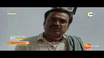 ZEE5 TV Spot, 'Kaagaz' - Thumbnail 4